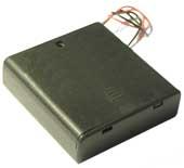 Батарейный отсек BB 4AA