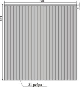 Радиаторы серия PP